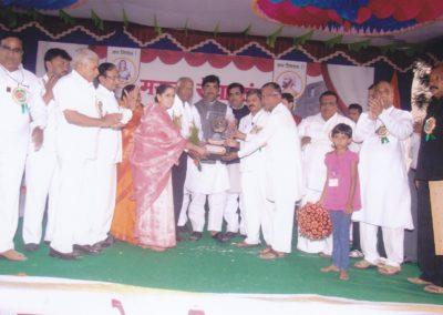 Vishwa Bhusan Puraskar-Beed